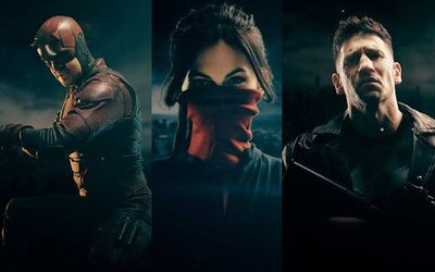 Punisher, Elektra a Daredevil pózujú na nových obrázkoch pre druhú sériu netflixáckeho hitu