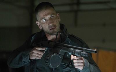 Punisher sa pri natáčaní druhej série mlátil so zlomenou rukou a niekoľkokrát dostal na pľaci K.O.