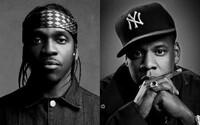 Pusha T a Jay Z nahliadli späť do ich dílerskej minulosti na novom spoločnom tracku Drug Dealers Anonymous