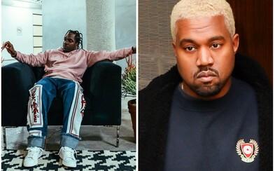 Pusha T má na albu Rick Rosse i Kanyeho, který se postaral o všechny hudební produkce