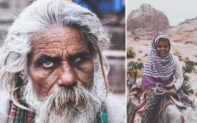 Působivé záběry lidí s těžkým osudem vás chytí za srdce. V jejich tvářích můžete vidět životní příběhy