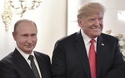 Putin osobně schválil tajnou operaci, kterou chtělo Rusko dosadit Trumpa za prezidenta, tvrdí údajně uniklé dokumenty z Kremlu