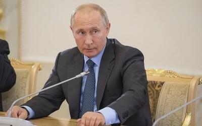 Putin podepsal zákon, díky němuž může vládnout Rusku až do roku 2036