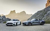 Pýcha Mercedesu prišla o strechu a dostala viac koní! Privítajte AMG GT (C) Roadster