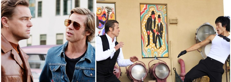 Quentin Tarantino vulgárně vynadal kritikům kontroverzní scény s Brucem Leem