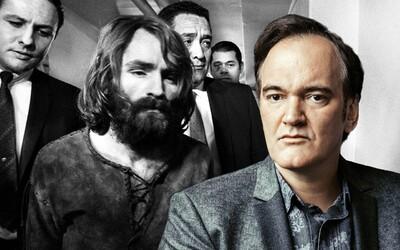 Quentin Tarantino pre svoj najnovší film obsadil už aj psychopatického Charlesa Mansona či režiséra Romana Polanskiho