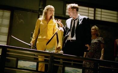 Quentin Tarantino znova prilieva olej do ohňa, Kill Bill 3 je viac než reálny