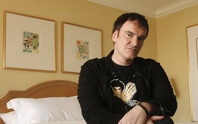 Quentin Tarantino zo svojho domu vyhnal zlodejov. Tí už ale utiekli s nakradnutým lupom