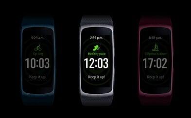 Rád športuješ a potrebuješ kvalitný fitness náramok? Samsung Gear Fit2 je vodoodolný a má aj zaoblený displej