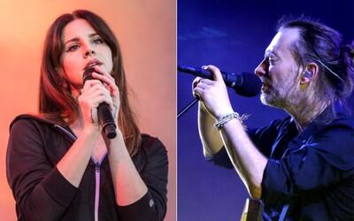 Radiohead žalují Lanu Del Rey. Prý okopírovala jejich největší hit Creep