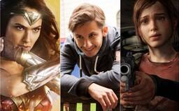 Radomír pracoval na Blade Runnerovi, Wonder Woman či The Last of Us 2. Čo nám prezradil o tajnom vývoji blockbusterov? (Rozhovor)