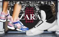 Raf Simons, Rick Owens, Chanel nebo Givenchy? Zara kopíruje svými teniskami jednoduše všechny