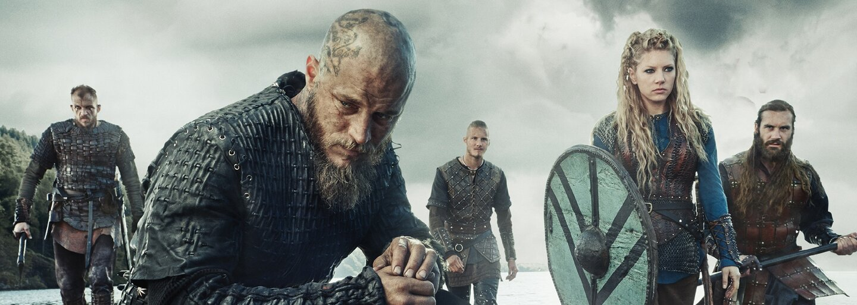 Ragnar nám v prvom, veľkolepom traileri pre 4. sériu Vikingov sľubuje krvavú vojnu!