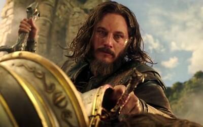 Ragnar začíná mít v nových záběrech pro Warcraft plné zuby orků