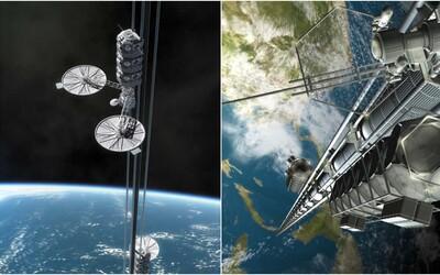 Rakety možno čoskoro vystriedajú vesmírne výťahy. Japonský prototyp je momentálne vo fáze testovania
