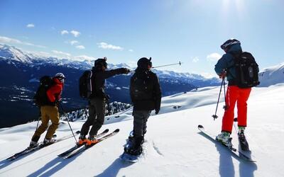 Rakouská policie nařídila karanténu 96 cizincům během kontroly lyžařských svahů. Za porušení opatření jim hrozí mastná pokuta