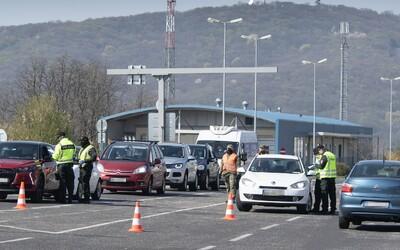 Rakúsko a Česko otvárajú hranice pre Slovákov, bez negatívneho testu tam však až do polovice júna radšej necestuj