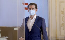 Rakousko zavádí tvrdý lockdown. Kancléř Sebastian Kurz nevidí jiný způsob, jak zamezit šíření covidu-19