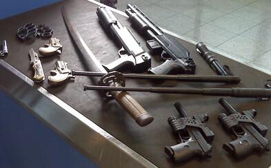 Rakouský senior skrýval 40 automatických zbraní, 1 milion nábojů i stovku revolverů. Udala ho bývalá přítelkyně