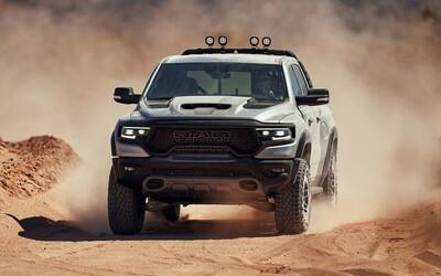 RAM predstavuje 712-koňové monštrum, najvýkonnejší a najrýchlejší pick-up na svete!