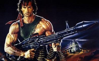 Rambo so Stalloneom dostane seriál, čo je s piatym filmom v sérii?