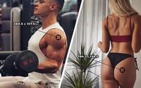 Ramena nebo triceps nejsou malé svalové partie. Zapomeň na taková nesprávná označení a nauč se relevantnější pojmenování