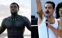 Rami Malek je podľa cien BAFTA najlepším hercom a Black Panther má najlepšie efekty