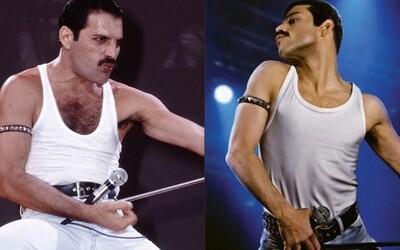 Rami Malek musel kvůli přeměně na Freddieho Mercuryho podstoupit intenzivní cvičení a radikální dietu