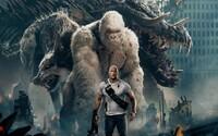 Rampage s The Rockem dle zahraničních kritiků zlomilo prokletí herních adaptací. Film je údajně bláznivá akční pecka