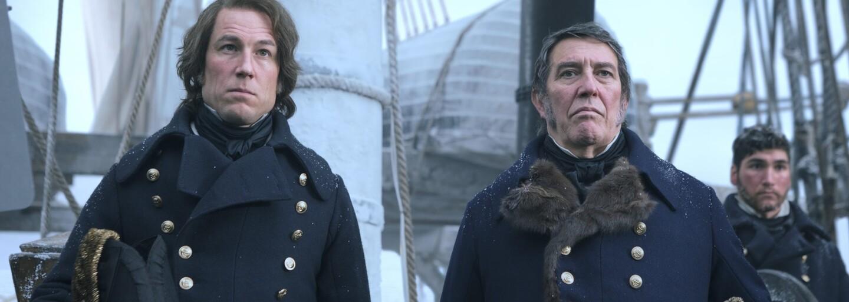 Raňajky s Filmkultom: Chválený seriál The Terror z produkcie Ridleyho Scotta sľubuje mrazivú námornícku jazdu plnú hororových momentov