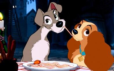 Raňajky s Filmkultom: Kultová disneyovka Lady a Tramp sa dočká novej hranej verzie. Kto ju zrežíruje?