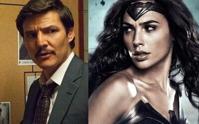 Raňajky s Filmkultom: Pedro Pascal z Narcos či Game of Thrones si zahrá kľúčovú úlohu vo Wonder Woman 2