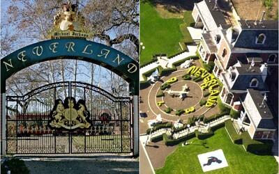Ranč Neverland Michaela Jacksona koupil miliardář za pětinu hodnoty. Za kontroverzní ranč měl zaplatit 22 milionů dolarů