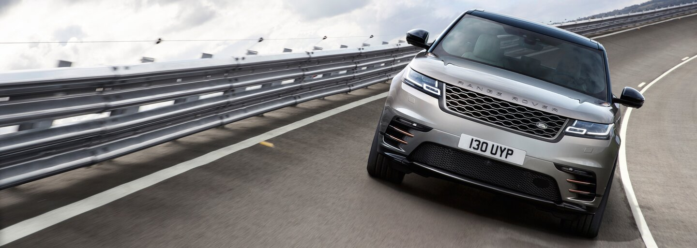 Range Rover fascinuje. Zcela nový Velar zaujme nádherným exteriérem a famózním interiérem