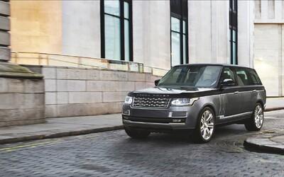 Range Rover SVAutobiography: Jediné predĺžené a zároveň najluxusnejšie SUV na trhu!
