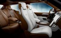 Range Rover uvádí SUV klenot, který má jen jeden pár dveří a ultraluxusní dvoubarevný interiér