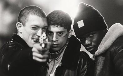 Rap, potyčky s policií a život v pařížském ghettu ti ukáže Vincent Cassel v nadčasovém snímku La Haine