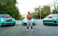 Raper Yo Gotti si na své 39. narozeniny dopřál dárky za 40 milionů korun