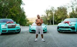 Raper Yo Gotti si na svoje 39. narodeniny doprial darčeky za vyše 1 milión eur
