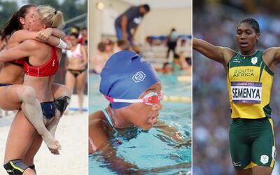 Rasistické poznámky, sexistická pravidla a nevhodné komentáře na adresu soutěžících. I takové jsou olympijské hry