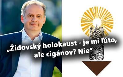 Rasistickí Slováci sa tentoraz prejavili pod statusom prezidenta Kisku. Spomienku na rómsky holokaust využili na nechutné urážanie