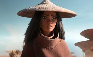 Raya a posledný drak je kúzelný animák od Disney a tvorcov Moany, ktorý spojí mágiu, fantasy bytosti a nádhernú animáciu