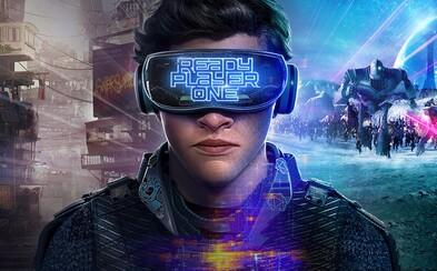 Ready Player One je úžasné! Vďaka Spielbergovi si užijete dokonalú geekovskú zábavu ako už dlhé roky nie (Recenzia)