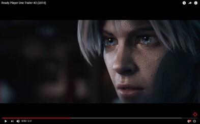Ready Player One v najnovšej upútavke pritvrdzuje. Dočkáme sa najcoolovejšieho filmu s popkultúrnymi odkazmi vôbec?