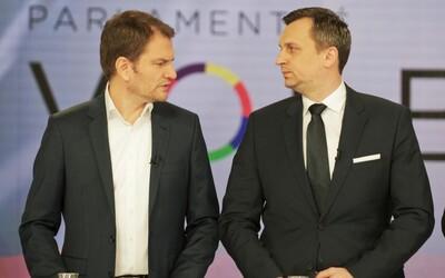 """Reakcie na Matovičovu diplomovku: """"Je to strašná hanba,"""" či """"Odstúpte"""". Premiér sa rezignovať nechystá"""