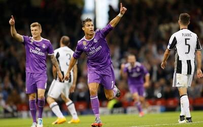 Real Madrid prepisuje futbalovú históriu a v perfektnom finále poráža Juventus Turín