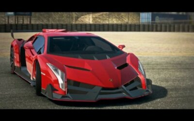 Real Racing 3 dostáva online multiplayer a Veneno