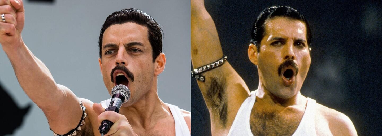 Realita verzus film. Koncert kapely Queen bol v Bohemian Rhapsody na nerozpoznanie