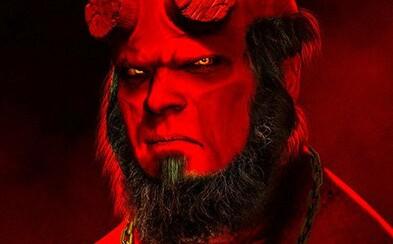 Reboot Hellboye má být temným Rkem a jeho natáčení by mohlo začít už na podzim letošního roku