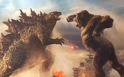 Recenze: Godzilla vs. Kong dokazuje, že nádherný vizuál a ohromující rvačky nestačí, pokud jsou postavy a scénář úplně hloupé
